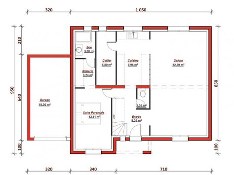 16 best plan images on Pinterest Floor plans, Future house and Plants