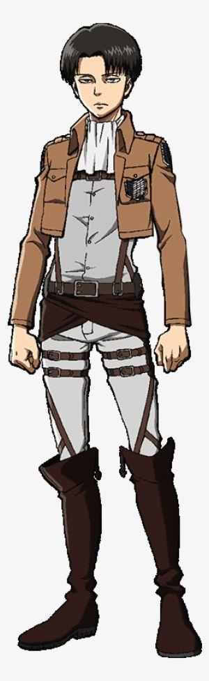 Indir Levi Full Body Levi Ackerman Full Body Hd Seffaf Png Nicepng Com Cuerpo Completo Fotos Imprimibles Levi Ackerman