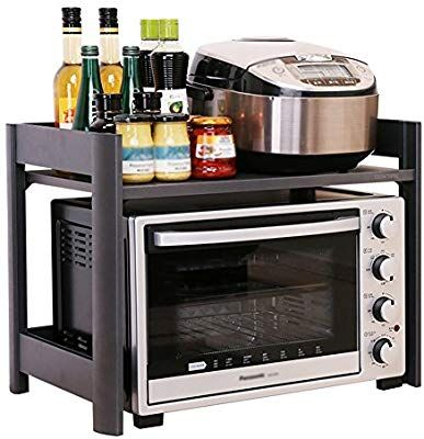 Microwave Oven Shelf Kitchen E