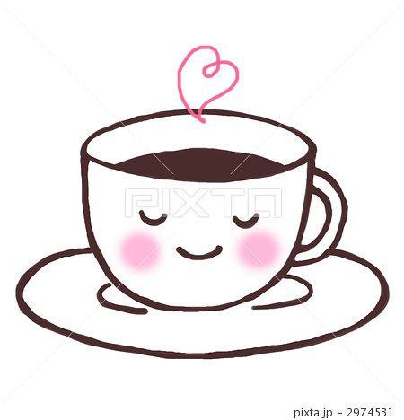 最高の壁紙 トップコレクション フリー イラスト コーヒー フリーイラスト コーヒーカップ イラスト コーヒーのイラスト