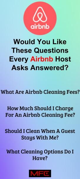 What Is An Airbnb Cleaning Fee? Everything we couldnt find