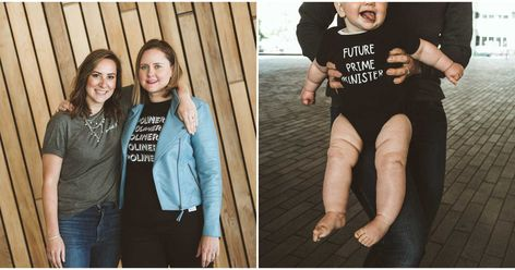 Two Canadian Women Just Released A Feminist Clothing Line & It's Political AF