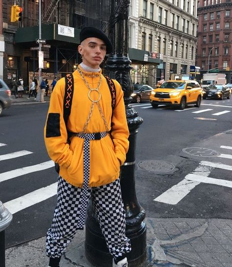 41 Catchy Outfit Street Style Ideas For Men