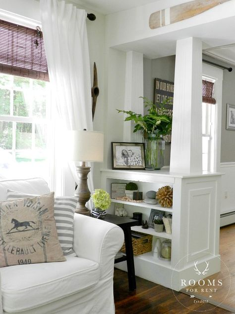 Living Room details and sources