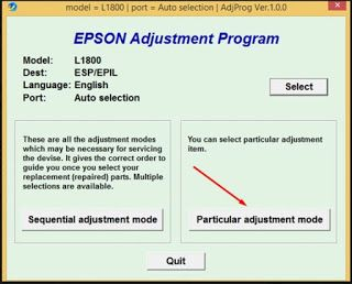 Epson L1800 Resetter Download [Work] | Printers Driver in