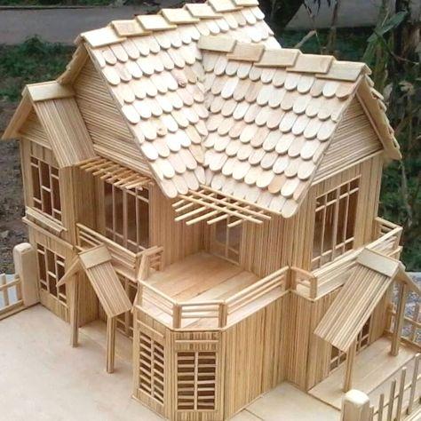 Casas De Palets