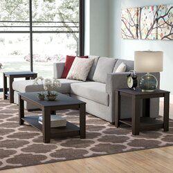 Tarakan 2 Piece Living Room Set Living Room Table Sets Cheap