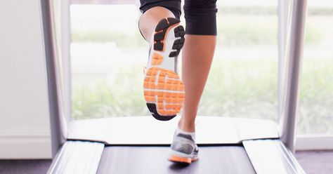 Make It Quick With This 20-Minute Treadmill Workout