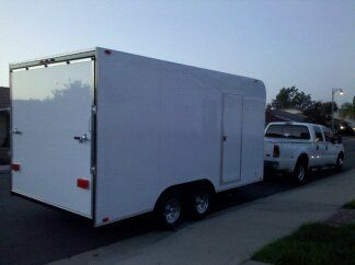 16\\\\u0027 Toy Hauler With Extra Tall 7\\\\u0027 High Door Clearance. RV & Trailer Door Kickstand u0026 Lippert 239631 Global RV Entry Door Latch ... pezcame.com
