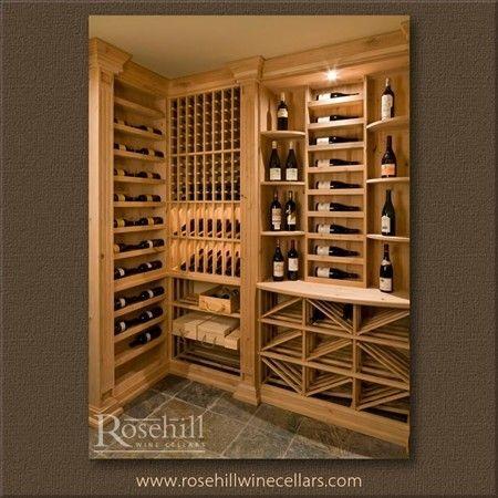 Blond Wood Wine Racks In Custom Cellar Sl Wine Rack Plans Wine Storage Diy Wine Rack