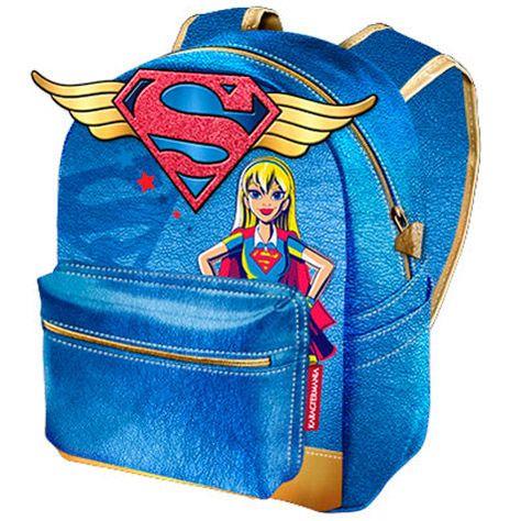 Ryggsäck DC Superhero - Supergirl (34cm)  6244d5ee72710