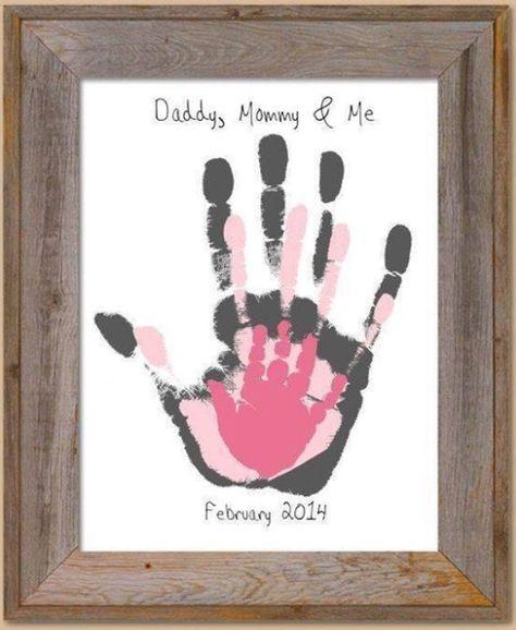 Family handprints Kinderzimmer für mädchen, Kinderzimmer