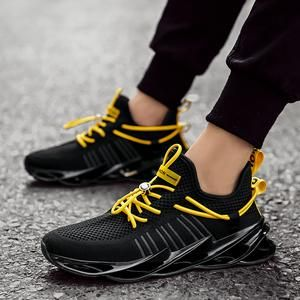 2019 New Men/'s sports shoes Breathable Sneakers Casual Shoes Running Lot shoes
