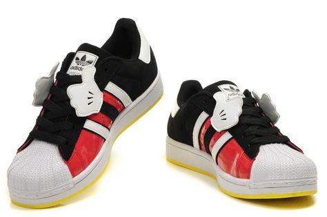 Disney x Adidas Superstar II Mickey Mouse Shoes | Adidas