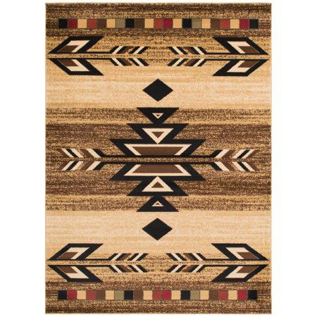 Mayberry Rio Grande Hs7611 Southwestern Area Rug Walmart Com Southwestern Area Rugs Native American Quilt Area Rugs
