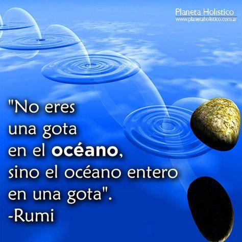 Las mejores frases y reflexiones de Rumi – Planeta Holístico :: Terapias Holísticas y Alternativas – Espiritualidad – Cursos con salida laboral