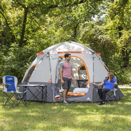 Pin By Mary Dixon On Camping Ideas Food In 2020 Ozark Trail Tent Ozark