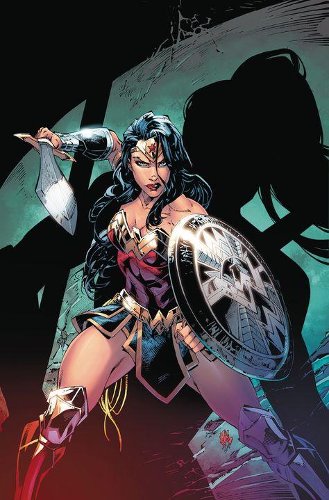 Wonder Woman 83 by on DeviantArt Wonder Woman Art, Wonder Woman Comic, Superman Wonder Woman, Wonder Women, Dc Comics Art, Comics Girls, Marvel Dc Comics, Comic Kunst, Comic Art