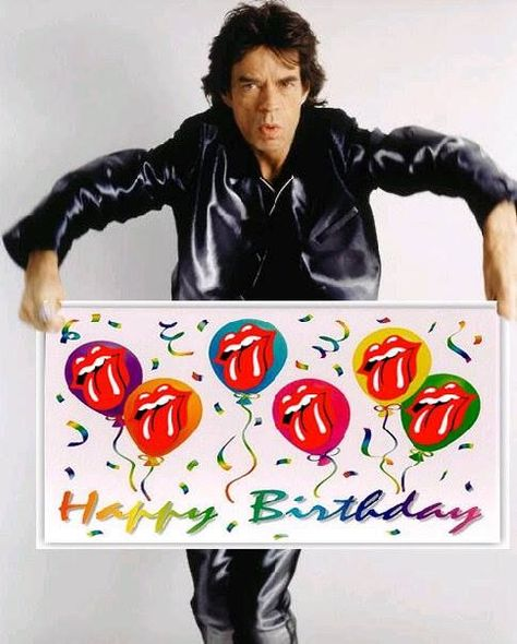 Happy BDay From Mick, #BDay #happy #Mick