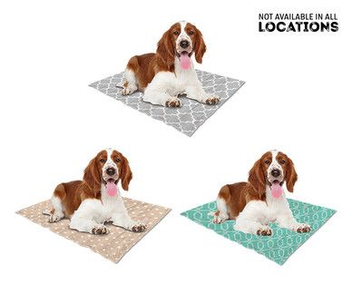 Aldi Us Heart To Tail Pet Cooling Mat Pet Cooling Mat Grocery