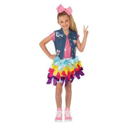 Walmart.Com Recetas Halloween 2020 JoJo Siwa   Halloween JoJo Siwa Bow Dress   Walmart.in 2020