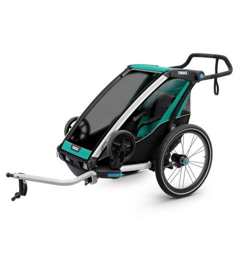 Thule Chariot Lite 1 Multisport Stroller Thule Chariot Bike