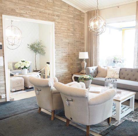 Riviera Maison sfeer aqua beige woonkamer inspiratie   Rivièra ...