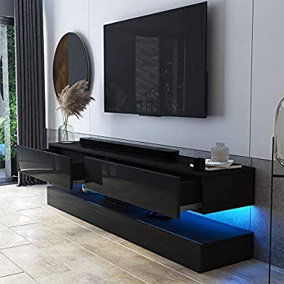 selsey hylia meuble tv suspendu