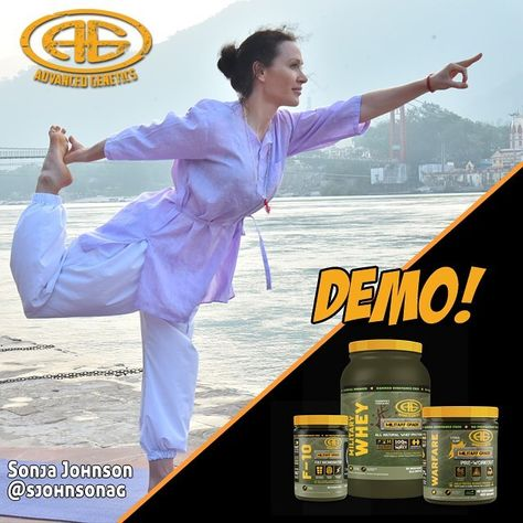 supplements Demo Alert! . This Saturday at...