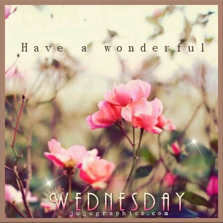 Jujugraphics . Com | Wednesday greetings, Happy day quotes, Wonderful  wednesday