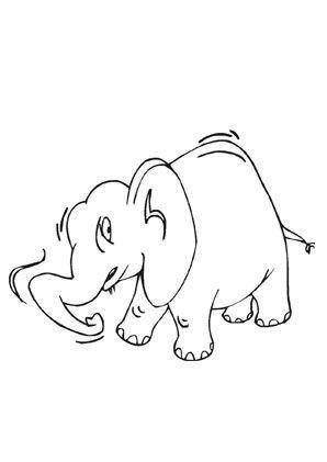 Ausmalbild Baby Elefant Kostenlos Ausdrucken Ausmalbild Elefant Zum Kostenlosen Ausdrucken Und Ausmalen Ausmalbilder In 2020 Fictional Characters Art Character