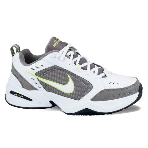 Nike air monarch, Mens training shoes