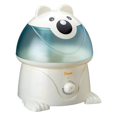Panda Humidifier by Crane. $52.95. EE 3189 set Features