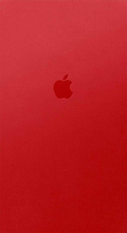 44 Trendy Ideas Wallpaper Iphone Red Products Iphone 7 Plus Wallpaper Apple Wallpaper Iphone Apple Logo Wallpaper Iphone