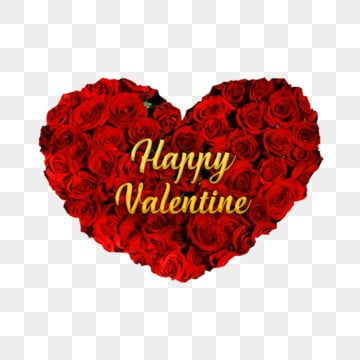 Happy Valentine Day Wishing Heart Png Transparent With Gold Font Art Valentine Png And In 2020 Happy Valentines Day Card Valentines Day Greetings Happy Valentines Day