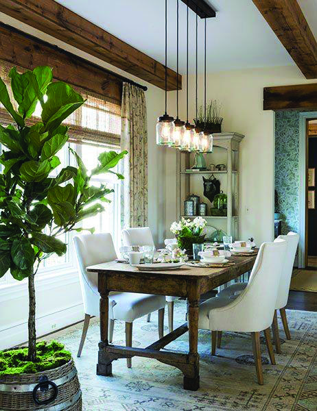 The Best Farm Tables For Your Dining Room