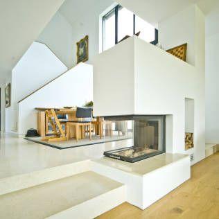 Traumhaus modern innen  Wohnideen, Interior Design, Einrichtungsideen & Bilder | Moderne ...