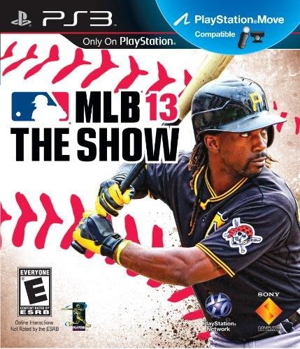 Mlb 13 The Show Playstation 3 Mlb The Show Mlb Baseball Games