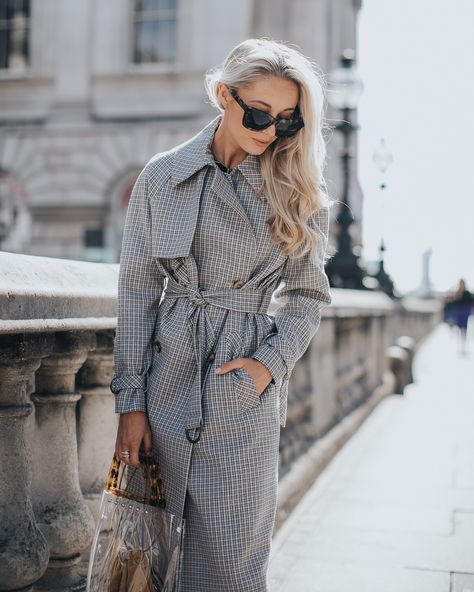 """Josie // Fashion Mumblr on Instagram: """"Checked off the perfect autumn coat from my shopping list! ✨ Click the link in my bio to shop it via the @liketoknow.it app…"""""""