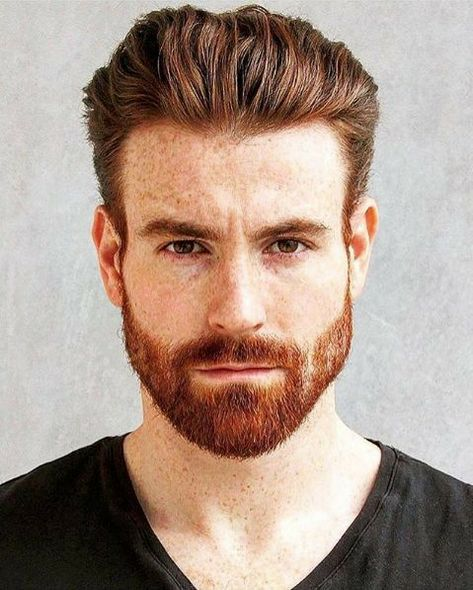 Sigvard the Looming Hot Ginger Men, Ginger Beard, Ginger Hair, Ginger Guys, Red Hair Men, Hair And Beard Styles, Hair Styles, Redhead Men, Quiff Hairstyles