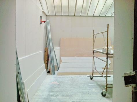 prix faux plafond ba13 m2, devis pose cloison acoustique, isolant