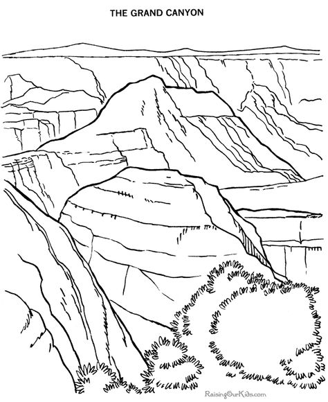 Gc Coloring Page Coloring Pages Space Coloring Pages Arizona Map