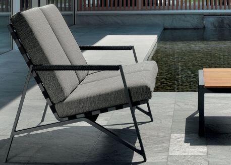 Canape De Jardin Luxe Et Design Talenti Chez Ksl Living Canape Jardin Design Italien Pergola Terrasse