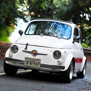 The Touge Fiat Abarth 595 I Would Like To Thank Everyone Who