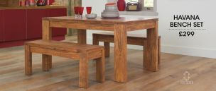 Havana Bench dining set at Next | Hagerty House | Pinterest | Bench dining  set, Bench and Dining