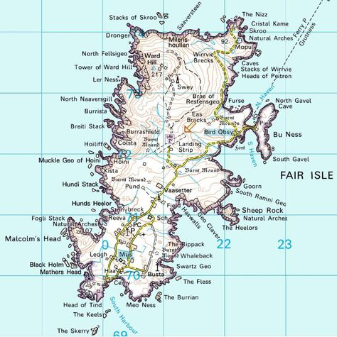 Fair Isle / Friðarey / Fara - | Sealtainn ⛵ | Pinterest | Fair isles