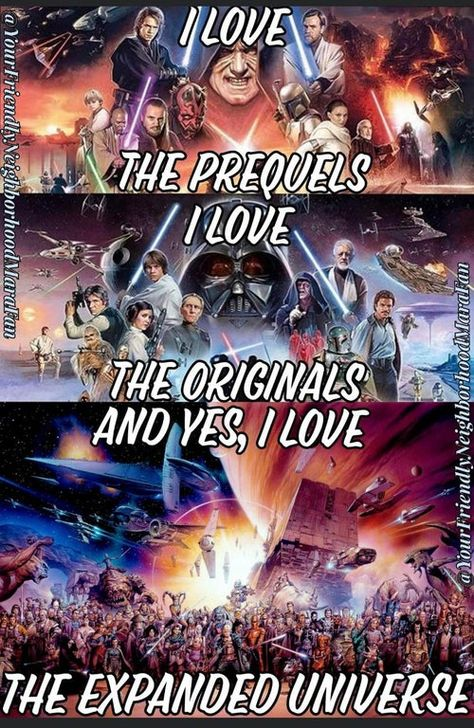 The true story of Star Wars