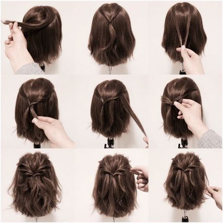 Popular Pins Prom Hairstyles For Short Hair Short Hair Styles Medium Hair Styles