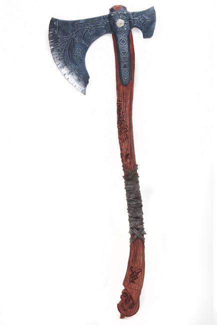 God Of War 4 Life Size Kratos Axe Foam Replica