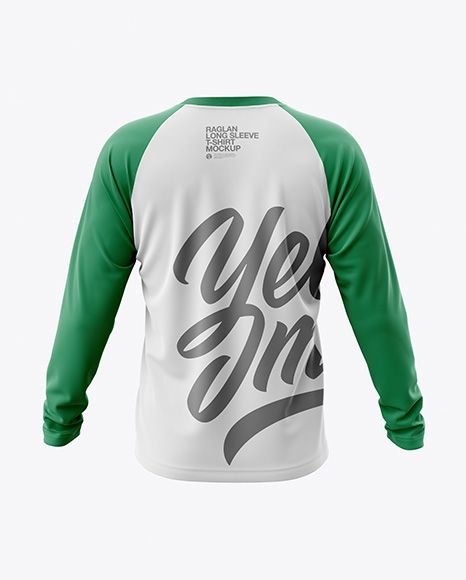 Download Men S Raglan Long Sleeve T Shirt Mockup In Apparel Mockups On Yellow Images Object Mockups Shirt Mockup Design Mockup Free Tshirt Mockup